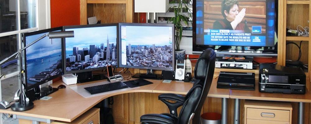 Thuis-kantoor