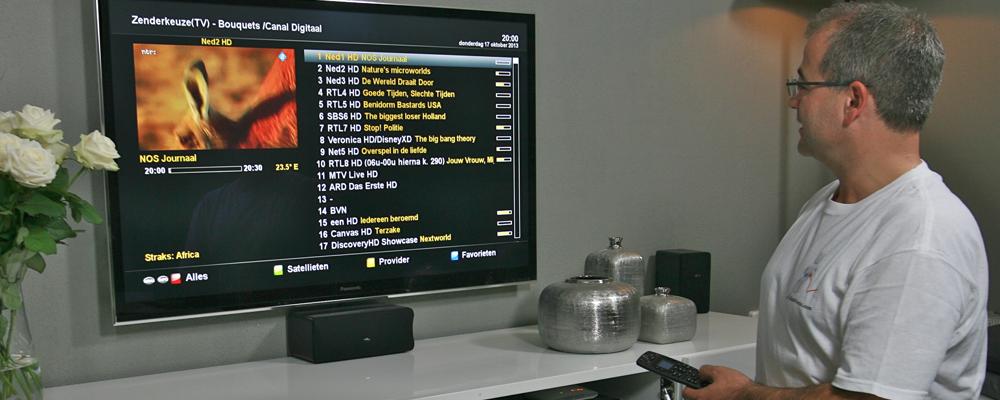HDTV thuis