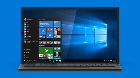 Windows 10 staat voor u klaar…
